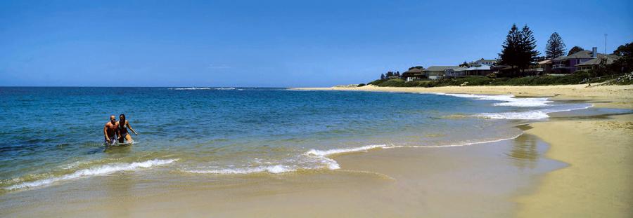 Al Mare Beachfront Retreat Central Coast Accommodation Feautres